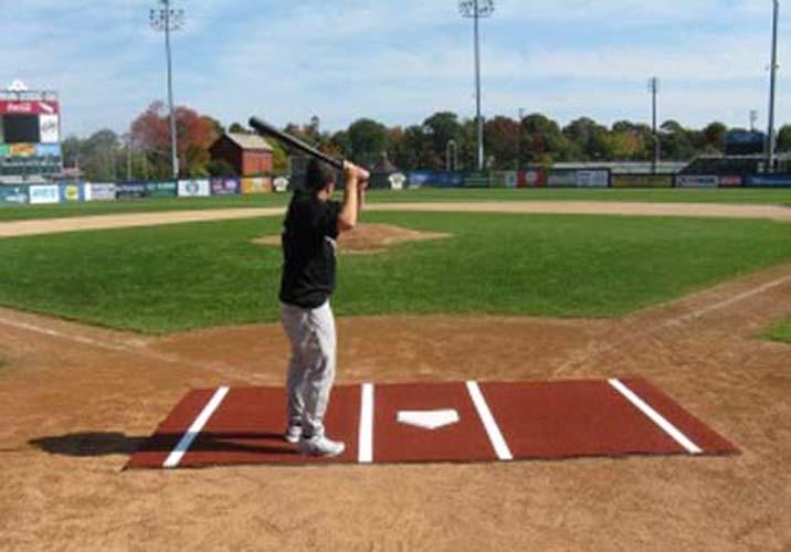Promounds Batting Mat Batting Cage Mats Outdoor