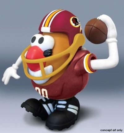 Washington Redskins Mr. Potato Head - OnlineSports.com