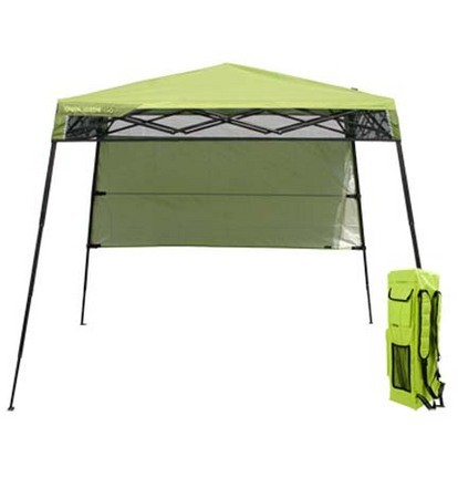 Go Hybrid Backpack Canopy Tent Lime Green Onlinesports Com