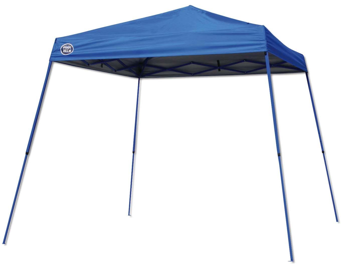 Quick Overview  sc 1 st  OnlineSports.com & 10u0027 x 10u0027 Shade Tech ST56 Instant Canopy / Tent (Blue ...
