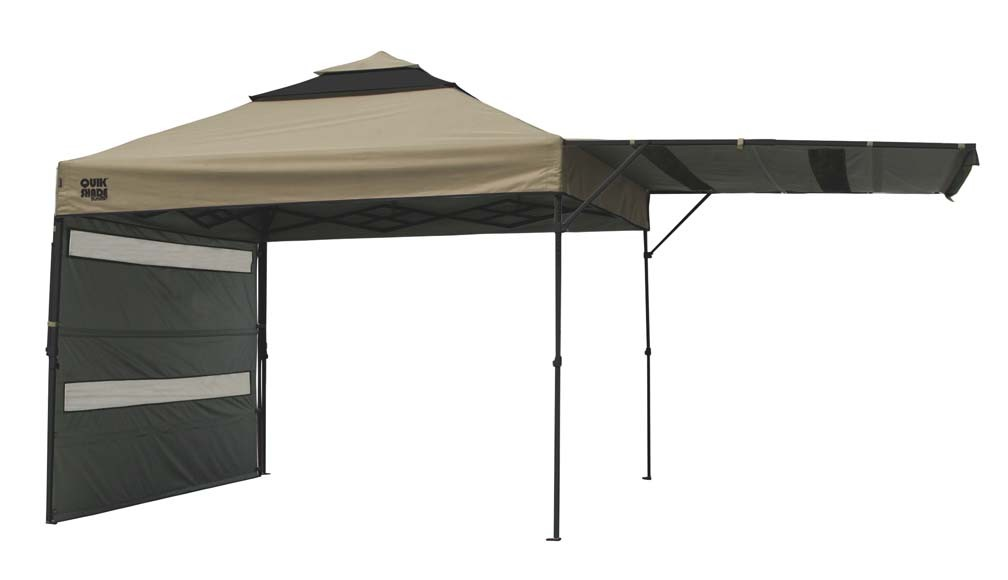 Quik Shade Summit S233 Instant Canopy Tent With Double