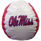 Mississippi (Ole Miss) Rebels Collegiate Bean Bag Chair