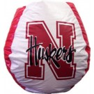 Nebraska Cornhuskers Collegiate Bean Bag Chair