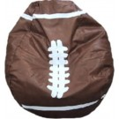 Football Design Sports Bean Bag Chair
