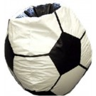 Soccer Ball Design Sports Bean Bag Chair