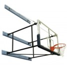 "133"" - 156"" Extension Wall-Braced Side Fold Basketball Backstop from Spalding by"