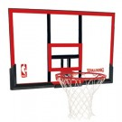(79354) Basketball Backboard, Goal and Net Combo from Spalding