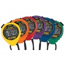 "Accusplit AX725 AX Pro Memory Series Stopwatches ""Rainbow 6-Pack"""