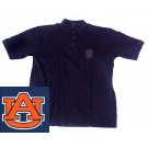 Auburn Tigers Men's Navy Classic Polo Shirt from Antigua (Navy Small)