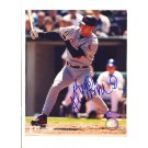 """Brady Anderson Baltimore Orioles Autographed 8"""" x 10"""" Photograph (Unframed)"""