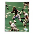 "Ottis ""OJ"" Anderson Autographed New York Giants (Running Versus Dallas) 8"" x 10"" Photograph (Unframed)"
