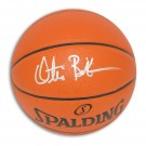 Otis Birdsong New York Knicks Autographed Indoor / Outdoor Basketball