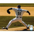 "Trevor Hoffman San Diego Padres 8"" x 10"" Unframed Photograph (Pitching) by"