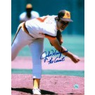 """John Montefusco San Diego Padres Autographed 8"""" x 10"""" Unframed Photograph... by"""