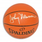 Johnny Newman New York Knicks Autographed Indoor / Outdoor Basketball