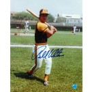 """Bobby Valentine San Diego Padres Autographed 8"""" x 10"""" Unframed Photograph... by"""