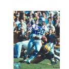"Lem Barney Detroit Lions Autographed 8"" x 10"" Photograph Inscribed with ""HOF 92"" (Unframed)"