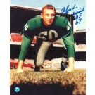 "Chuck Bednarik Autographed 8"" x 10"" Unframed Photograph Inscribed with ""HOF 67"""