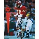 "Bobby Bell Kansas City Chiefs Autographed 8"" x 10"" Photograph (Unframed)"