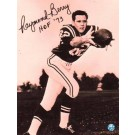 "Raymond Berry Autographed Action Shot 8"" x 10"" Unframed Photograph Inscribed with ""HOF 73"""