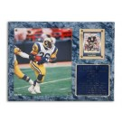 Jerome Bettis Los Angeles Rams Autographed 1993 NFL Rookie of the Year Limited Edition Plaque