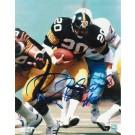 "Rocky Bleier Pittsburgh Steelers Autographed 8"" x 10"" Photograph (Unframed)"