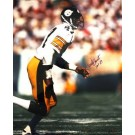 """Mel Blount Autographed """"On The Run"""" Pittsburgh Steelers 16"""" x 20"""" Photo"""