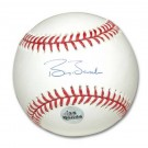Barry Bonds Autographed MLB Baseball with Bonds Hologram
