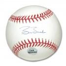 Barry Bonds Autographed MLB Baseball with Bonds Hologram