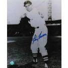 "Ray Boone Boston Braves Autographed 8"" x 10"" Unframed Photograph"