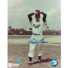 "Ralph Branca Autographed ""Wind Up"" Brooklyn Dodgers 8"" x 10"" Photo"