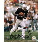 "Cliff Branch Oakland Raiders Autographed 8"" x 10"" Photograph (Unframed)"