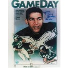 """Timmy Brown Philadelphia Eagles Autographed 8"""" x 10"""" Unframed Photograph of the Gameday Program"""
