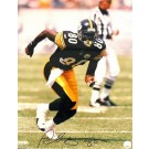 """Plaxico Burress Autographed Pittsburgh Steelers 16"""" x 20"""" Photo"""
