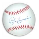 John Candelaria Autographed MLB Baseball