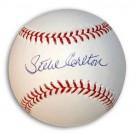 Steve Carlton Autographed Baseball