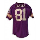 Anthony Carter Autographed Minnesota Vikings Purple Throwback Jersey