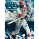 "Orlando Cepeda Autographed ""Swing"" St. Louis Cardinals 8"" x 10"" Photo"