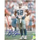 """Dexter Coakley Dallas Cowboys Autographed 8"""" x 10"""" Standing Photograph (Unframed)"""