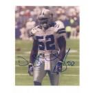 """Dexter Coakley Dallas Cowboys Autographed 8"""" x 10"""" Photograph (Unframed)"""