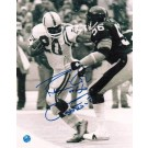 "Robin Cole Pittsburgh Steelers Autographed 8"" x 10"" Photograph Inscribed with ""SB XIII & SB XIV"" (Unframed)"