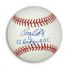 "Roger Craig (Baseball Player) Autographed MLB Baseball Inscribed with ""55 Dodgers WSC"""