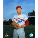 "Roger Craig (Baseball Player) Philadelphia Phillies Autographed 8"" x 10"" Unframed Photograph"
