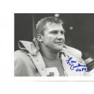 "Lou Creekmur Detroit Lions Autographed 8"" x 10"" Photograph Inscribed with ""HOF 96"" (Unframed)"