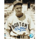 """Bobby Doerr Boston Red Sox Autographed 8"""" x 10"""" Photograph (Unframed)"""