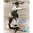 """Bobby Doerr Boston Red Sox Autographed 8"""" x 10"""" Throwing Photograph (Unframed)"""