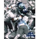 """John Dutton Dallas Cowboys Autographed 8"""" x 10"""" Photograph (Unframed)"""