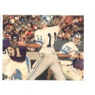 "Carl Eller Minnesota Vikings Autographed 8"" x 10"" Photograph vs. Detroit Lions (Unframed)"