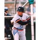 """Darrell Evans Autographed """"Batting Stance"""" Detroit Tigers 8"""" x 10"""" Photo"""