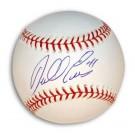 Darrell Evans Autographed MLB Baseball